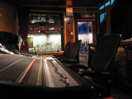Pressure Point Recording Studio